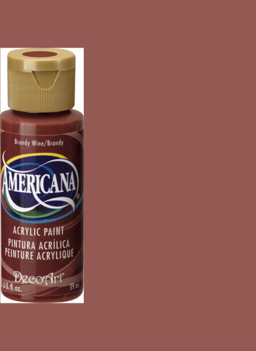 Brandy Wine - Acrylic Paint (2oz.)