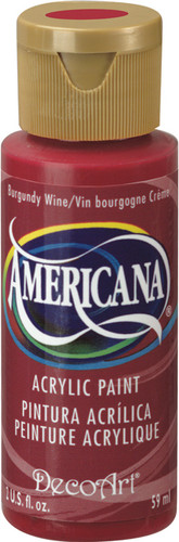 Burgundy Wine - Acrylic Paint (2oz.)