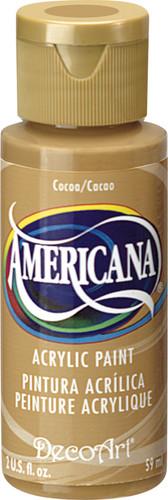 Cocoa- Acrylic Paint (2oz.)