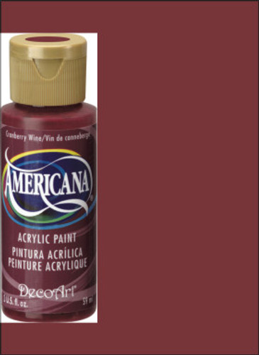Cranberry Wine - Acrylic Paint (2oz.)