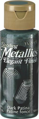 Dark Patina - Dazzling Metallic Acrylic Paint (2oz)