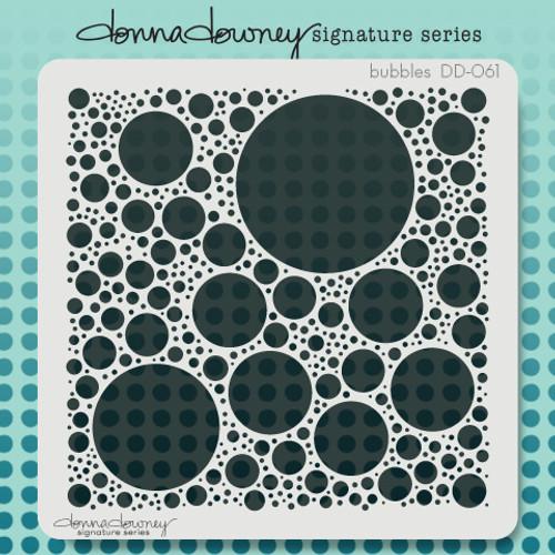 DD-061 bubbles stencil