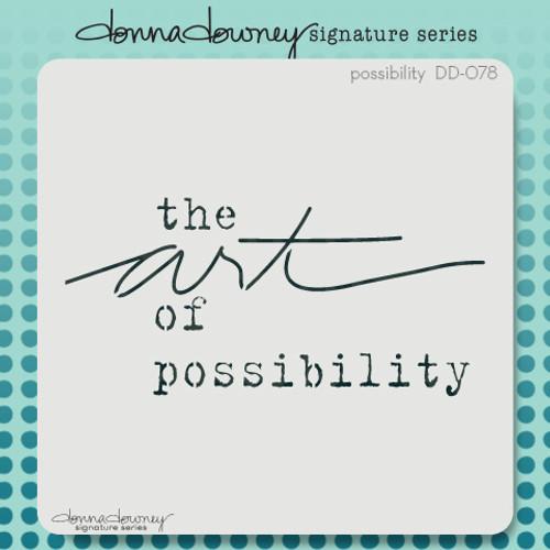 DD-078 possibility stencil