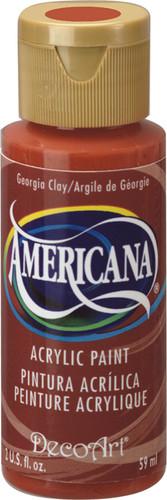 Georgia Clay - Acrylic Paint (2oz.)