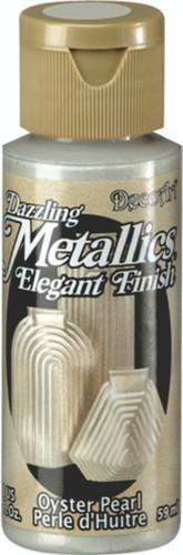 Oyster Pearl - Dazzling Metallic Acrylic Paint (2oz)