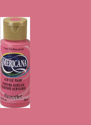 Peony Pink - Acrylic Paint (2oz.)