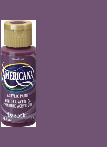 Plum - Acrylic Paint (2oz.)