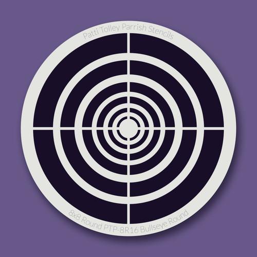 PTP-R16 bullseye stencil