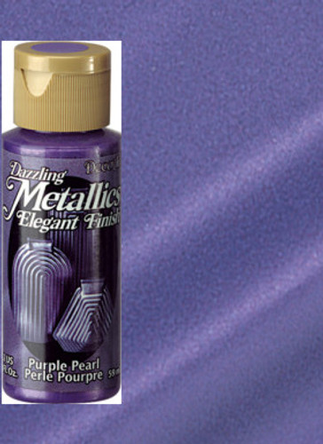 Purple Pearl - Dazzling Metallic Acrylic Paint (2oz.)