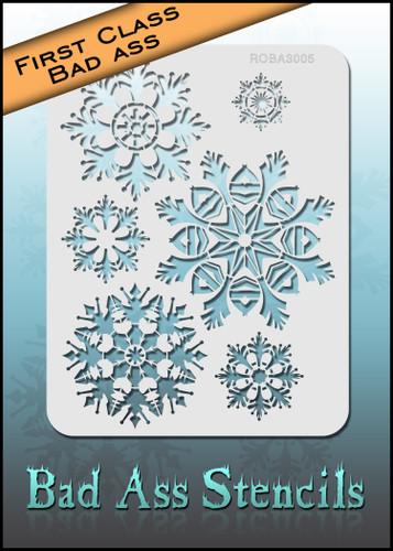 ROBA3005 snowflakes