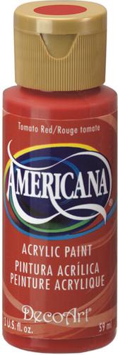 Tomato Red - Acrylic Paint (2oz.)