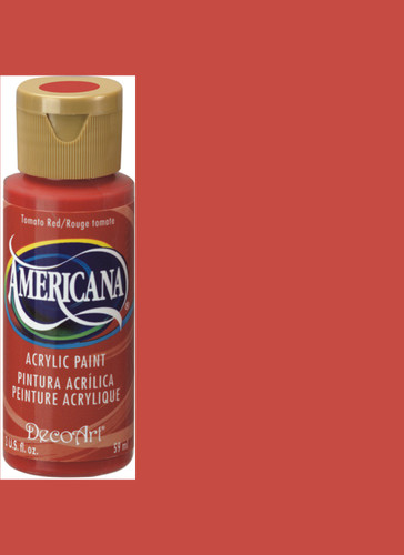 Tomato Red - Acrylic Paint (2oz.)