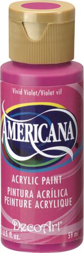 Vivid Violet - Acrylic Paint (2oz.)