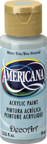 Winter Blue - Acrylic Paint (2oz.)