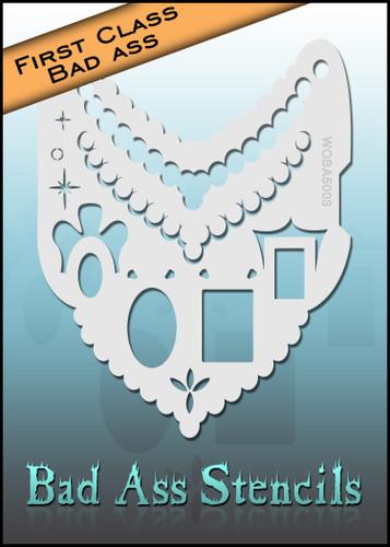 WOBA5003 Jeweled Necklace