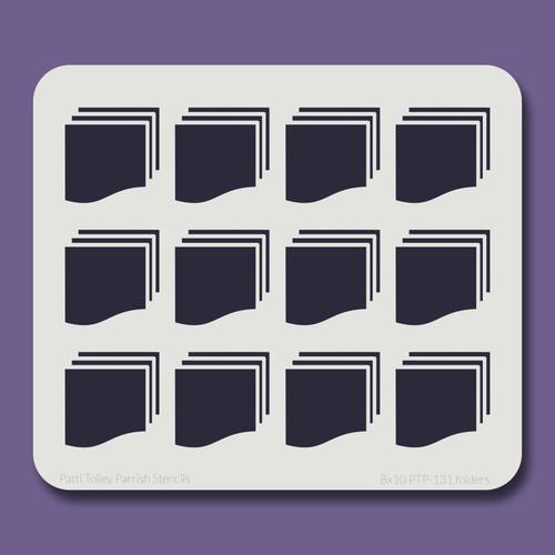 8x10 PTP-131 folders