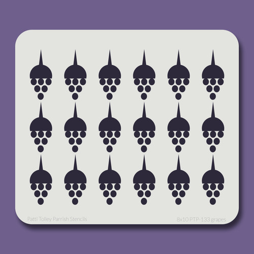 8x10 PTP-133 grapes