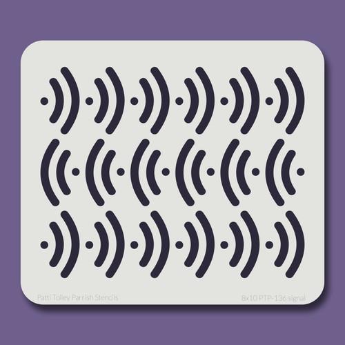8x10 PTP-136 signal