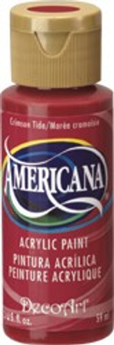 Crimson Tide  - Acrylic Paint (2oz.)