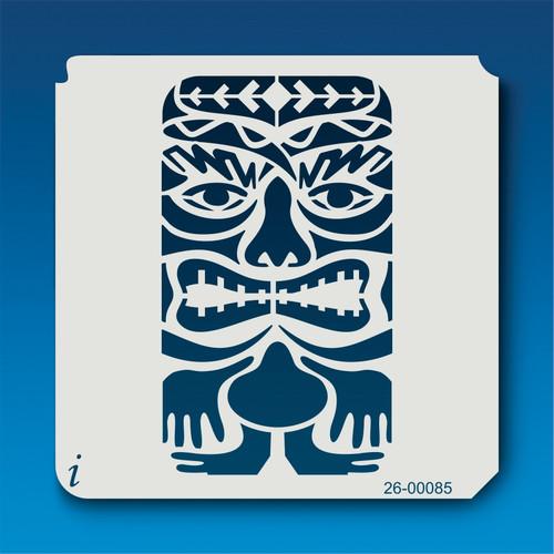 26-00085 TIki Stencil