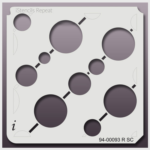 94-00093 RSC mod circles stencil