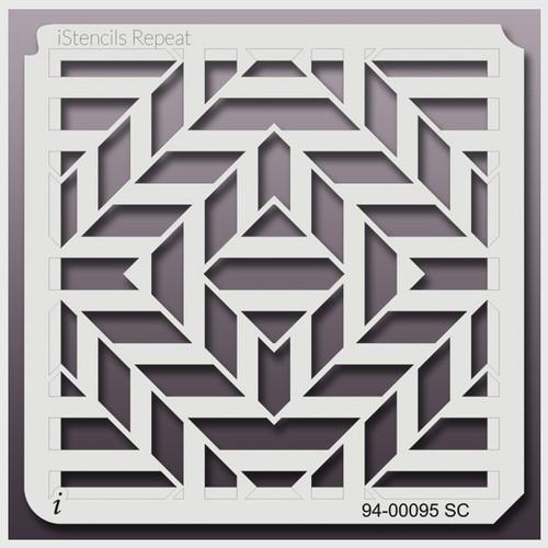 94-00095 RSC square illusion stencil