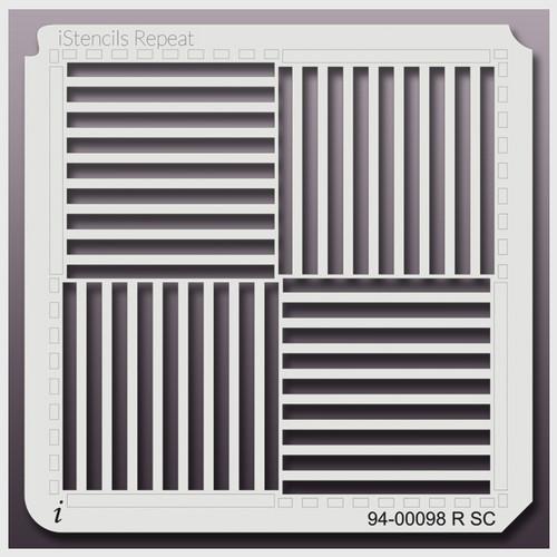 94-00098 RSC square weave stencil