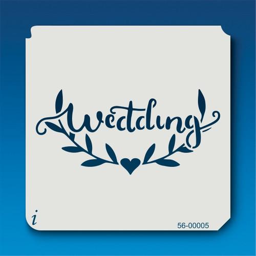 56-00005 Wedding Stencil