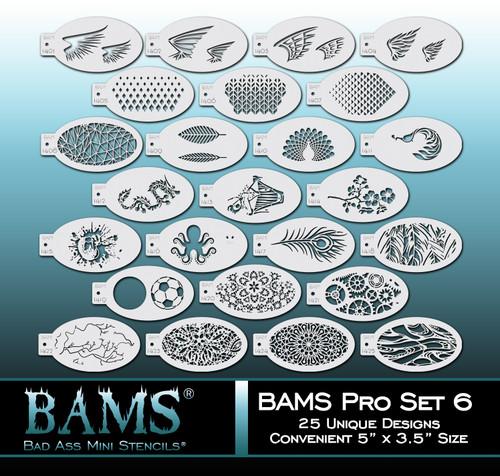 BAMS Pro Set 6
