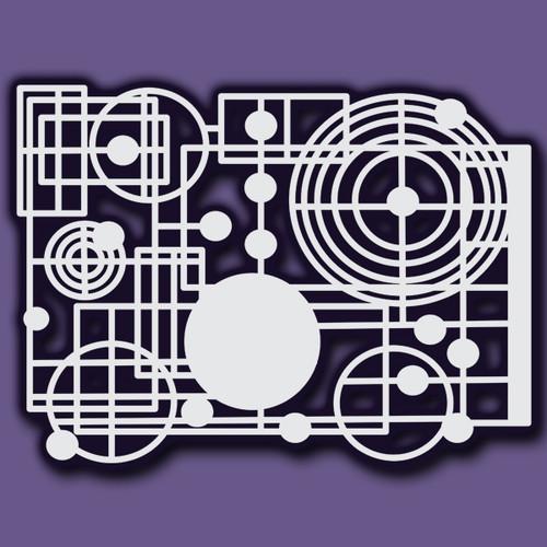 8x10 PTP-161M geometry stencil mask
