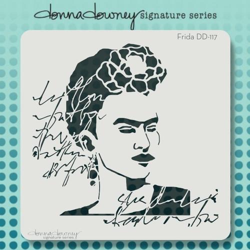 DD-117 Frida stencil