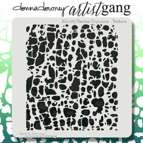 AG-015 texture stencil