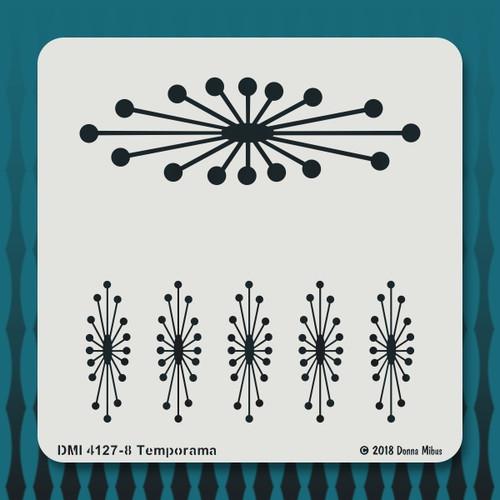 4127 Temporama stencil
