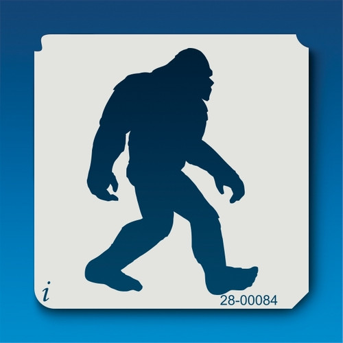 28-00084 Bigfoot Stencil