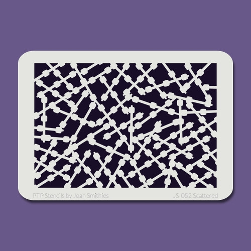 JS-052 scattered stencil