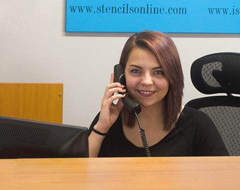iStencils stencils customer service