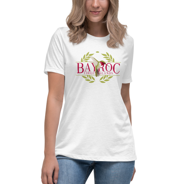 Women's Relaxed Hummingbird Tee