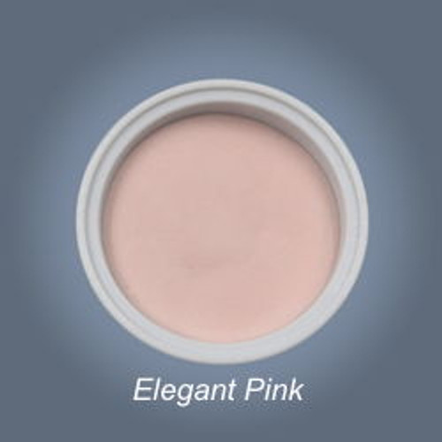 Elegant Pink – camouflage powder will help You to create the perfect nails cover nails.  It has dense, natural cold-pink color.  It hides all the flaws of the natural nail – damage, white spots, traumatized nails.  Elegant pink camouflage acrylic powder not only masks nail bed, it also is ideal for white french with nail extension. This acrylic powder doesn't marble and isn't transparent due to its special properties.
