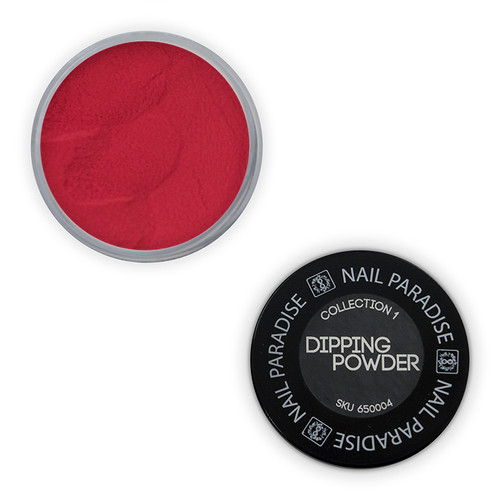 Dipping powder - Perfect pour - Deep Red -  650004 30gm
