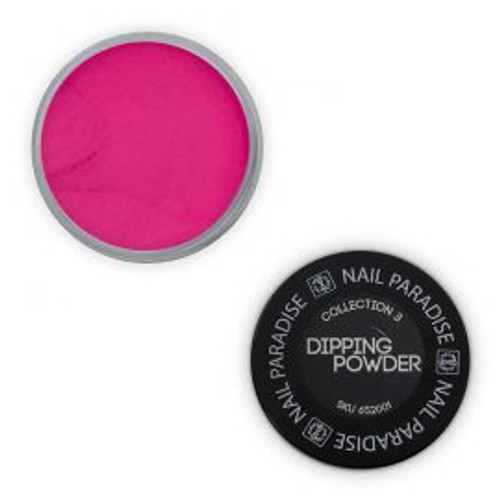 Dipping Powder  - Perfect Pour -Hot Pink - 652001 30gm