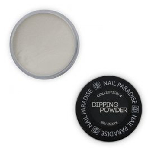 Dipping Powder - Perfect Pour -Sparkle Snow White-  653001 30gm