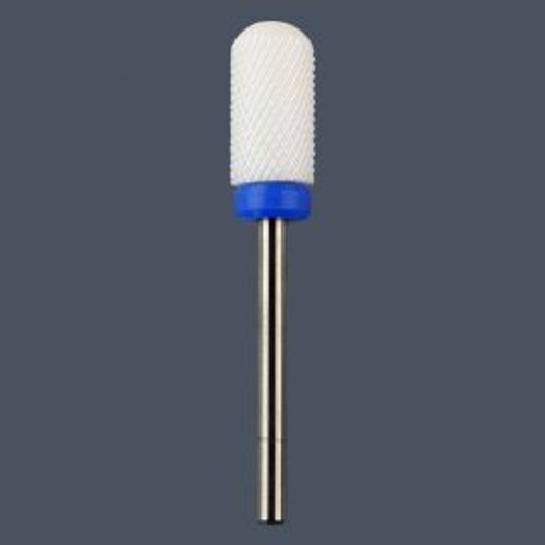 Ceramic Nail Drill Bits are made of the strongest and the toughest Zirconia ceramic material. This is the same material that is used to make dental drill bits.