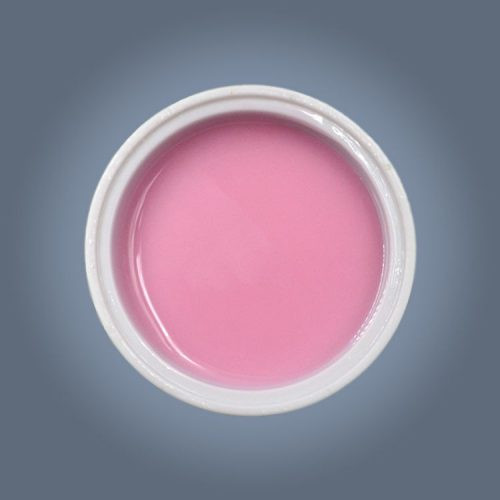 """Hazy"" Pink Camouflage Gel 30ml.  The latest development in Hard Gel.  This gel makes it easy to sculpture artificial nail.  The high degree of strength and durability. Provides the perfect adhesion of the natural nail with the gel.  Can be used on Sculpting forms and tips."
