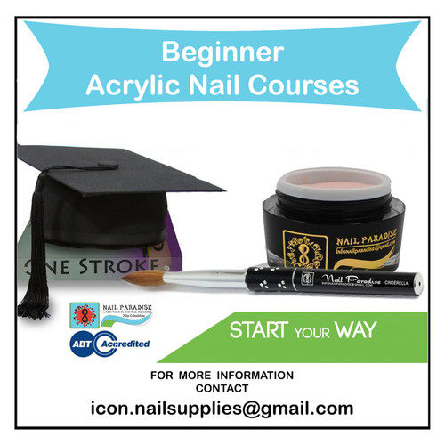 Beginner Acrylic Nails Course