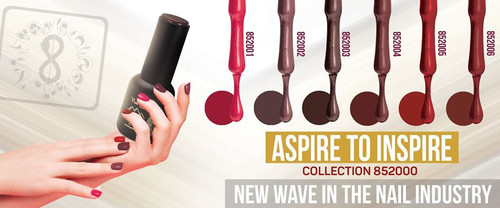 Aspire to Inspire - Gel polish Collection