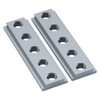 2805-0004-0038 - 2805 Series Zinc-Plated Steel goRAIL Nut (4-38) - 2 Pack