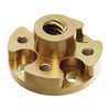 3505-0804-3216 - 3505 Series Lead Screw Pattern Nut (8mm Lead, 4 Start, 32mm OD, 16mm Length)