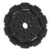 3604-0014-0096 - 3604 Series Omni Wheel (14mm Bore, 96mm Diameter)