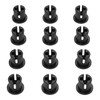 3900-0005-0006 - 3900 Series Bearing Adaptor for LEGO Axle (6mm OD, 5mm Length) - 12 Pack