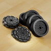 96mm Omni Wheels and Rhino Wheels included in goBILDA Master FTC Kit